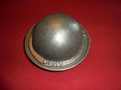 ANTIQUE OLD HIT MISS GAS ENGINE CAST IRON MUFFLER 1-1//2 NPT