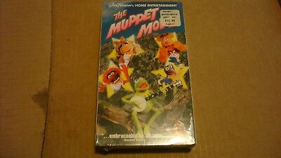 The Muppet Movie VHS Factory Sealed 1999 Release | eBay The Muppet Movie Vhs 1999