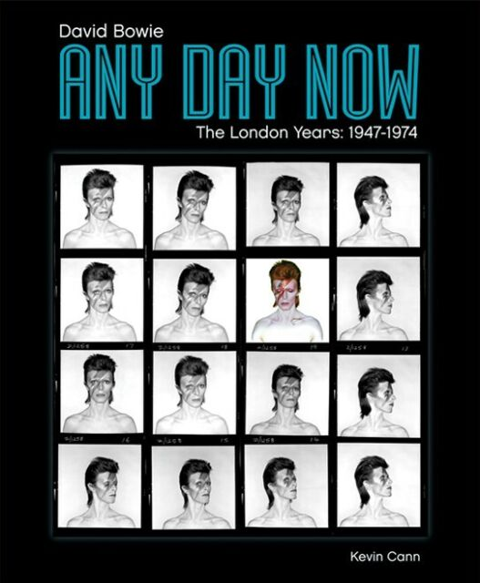 David Bowie Any Day Now Book by Kevin Cann
