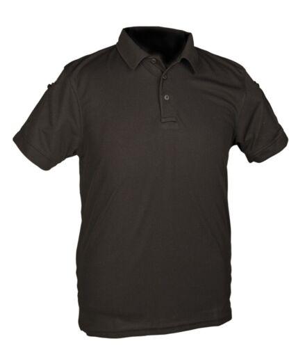 NEU Tactical QUICK DRY Poloshirt 1//2 ARM kurzarm Polohemd halbarm T-Shirt S-3XL