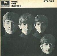 THE BEATLES With The Beatles Vinyl Record LP Dutch Parlophone 1A 062-04181 EX