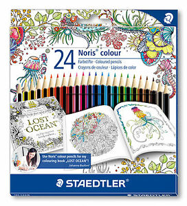 STAEDTLER-Farbstifte-Noris-colour-24er-Box-Johanna-Basford-Design-185-C24JB