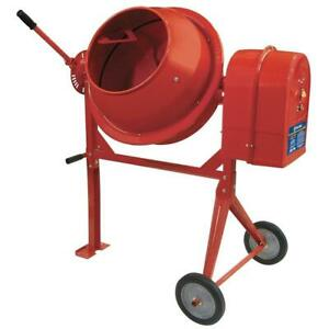 Brand New 3.5 Cu. Ft. Portable Cement Mixer Ontario Preview
