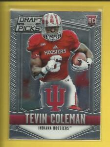 Tevin-Coleman-RC-2015-Prizm-Draft-Picks-Rookie-Card-145-Atlanta-Falcons-RB