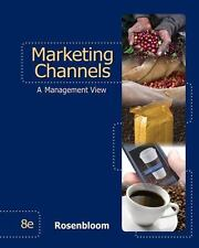 Marketing Channels by Bert Rosenbloom (2011, Hardcover)