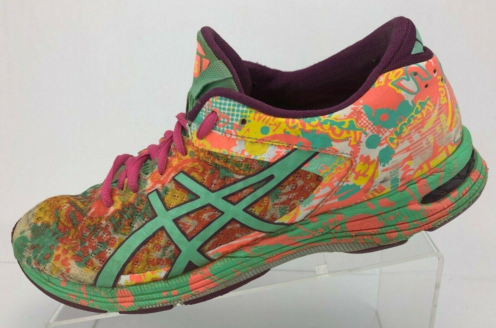 Asics GEL Noosa Tri 11 Running scarpe scarpe scarpe Multicolore Training Athletic donna Dimensione 11 0cb075