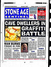 Stone Age Sentinel by Paul Dowswell, Fergus Fleming (Paperback, 1998)