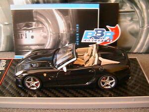 Ferrari Sa Aperta 2010 Black Starry Bbr Bbrc49d 1/43 Édition limitée 160 pièces