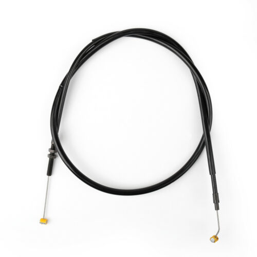 Motorcycle Wire Steel Braided Clutch Cable For For BMW S1000RR 10-17 2016 Blk T1