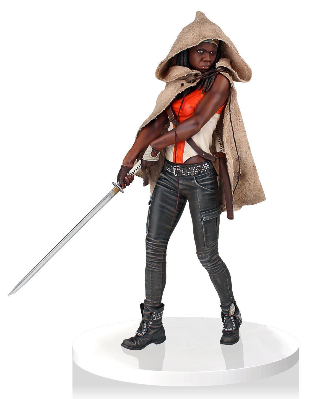 The Walking Dead TV Michonne 1/4 Scale Statue