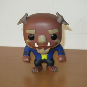 Funko-Disney-Beauty-and-The-Beast-The-Beast-Pop-Vinyl-Figure-No-Box