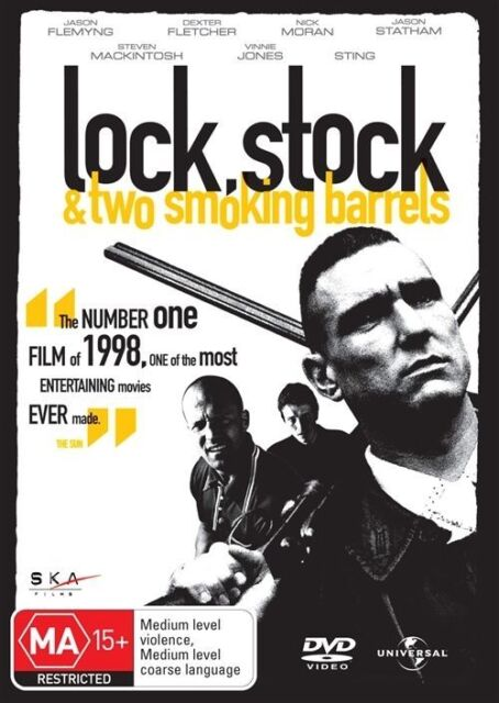 Lock Stock And Two Smoking Barrels (Blu-ray, 2009)