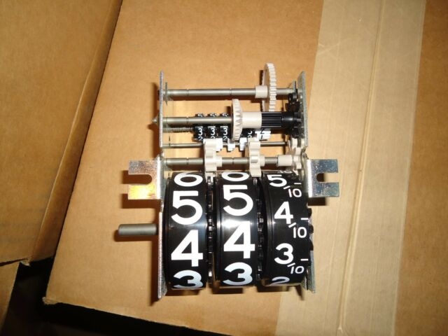 Fill-Rite 900 Series Meter Replacement Register 900F8071 New 0746404-005