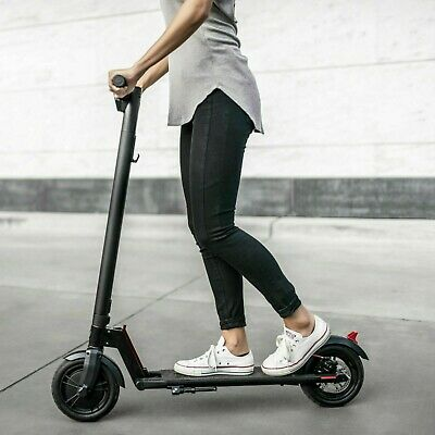 9+ Mile Range 17mph HOT ITEM! GOTRAX Glider Commuting Electric Scooter