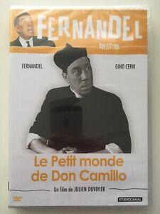 Le-Petit-Monde-de-Don-Camillo-DVD-NEUF-SOUS-BLISTER-Fernandel