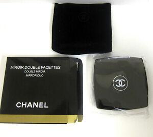 Rare Chanel Compact Mirror Cc Logo Vip Gift Ebay