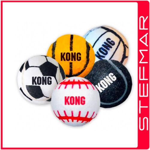 Kong Sport Balls Assorted 2 pack Large