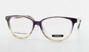 JOSHI-Brille-Mod-7637-Col-2-52-15-135-Hand-Made-Acetate-Eyeglasses-Frame-Woman