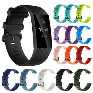 Silicone-Sport-Watch-Band-Strap-Replacement-for-Fitbit-Charge-3-Charge-4-3-SE