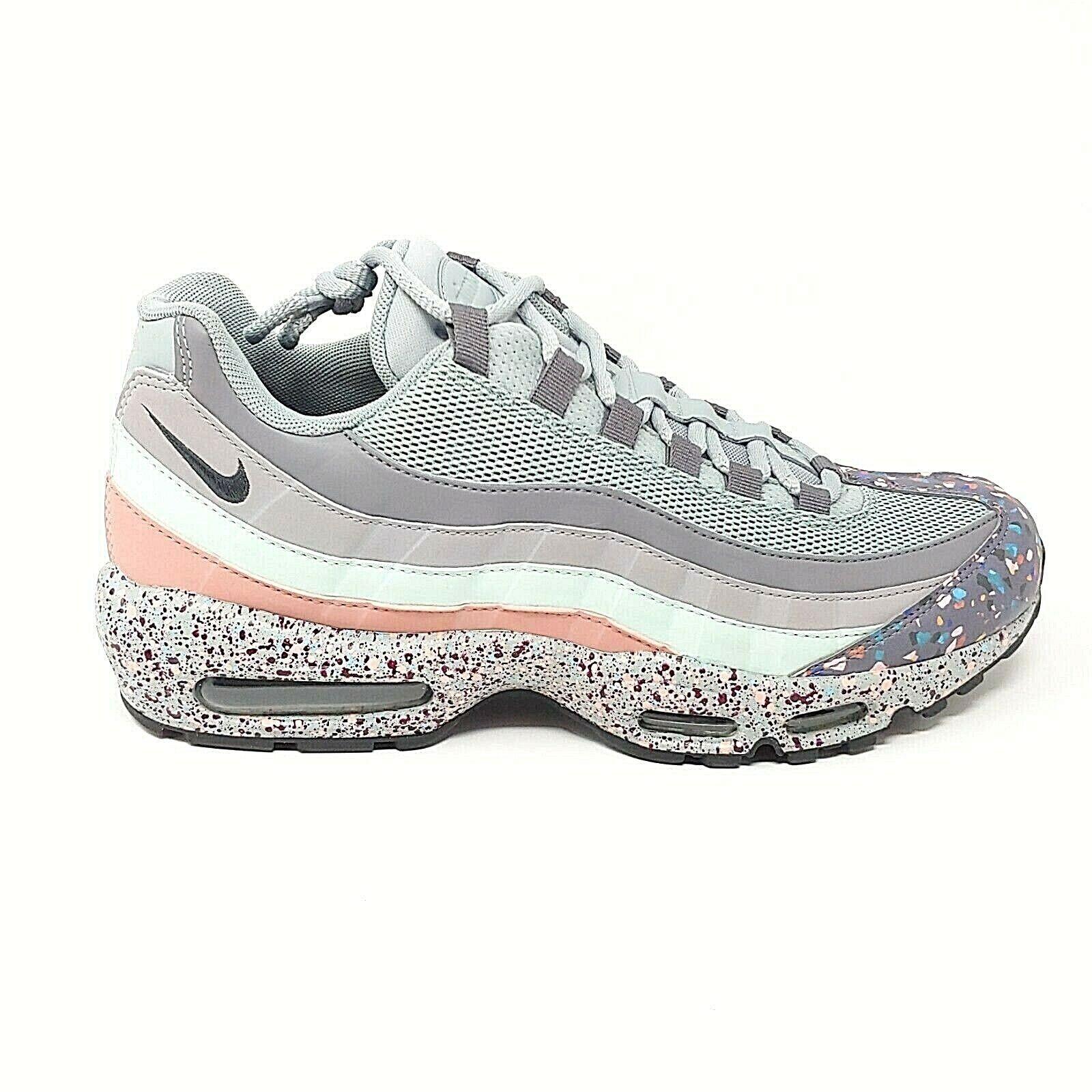 Licht Confetti Se 95 Max Air Nike Bimsstein Anthrazit 11 Eu