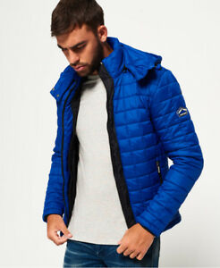 Hooded Jacket Is Quilt Box Mens New Superdry Image Fuji Loading dzWFqXwApA