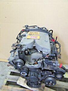 Engine Motor 3 5l 6 Cylinder Vin N 8th Digit Fits 08 09 Saturn Vue 07 09 G6 Conv Ebay