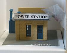MODEL POWER HO POWER STATION accessory train HO SCALE building gauge MPW 580 NEW