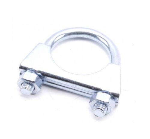 neu M8 X 38 mm Schelle Auspuff Rohrverbinder universal Abgasanlage DACIA RENAULT