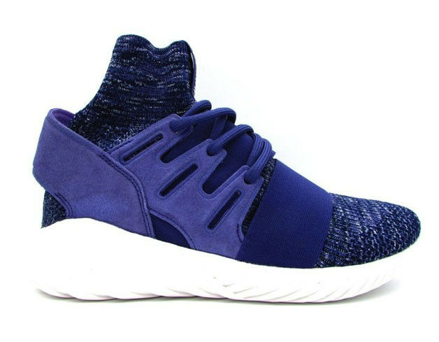 ADIDAS TUBULAR DOOM PK SNEAKERS blueE WHITE BB2393