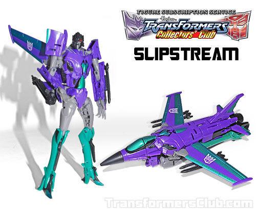 Transformers TFCC Subscription Figure - Slipstream