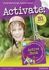 Activate! B1 Students' Book (with Active Book DVD-ROM) von Carolyn Barraclough und Suzanne Gaynor (2012, Set mit diversen Artikeln)