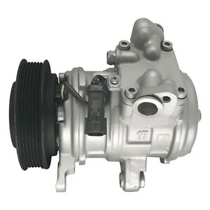 RYC Remanufactured AC Compressor GG384 Fits 1999 2000 Chevrolet Tracker 1.6L