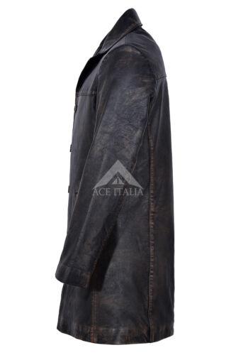 Blazer Button Kneelengde Vintage Closure Skinnjakke b Herre Napa Off 3476 Rub xTq0wCX