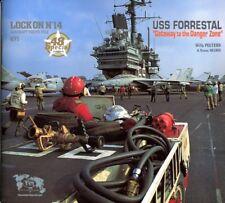 Verlinden Publications Lock On No.14 USS Forrestal Reference Book #671