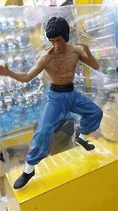 Bruce-Lee-Kung-Fu-Hero-14-034-35cm-PVC-Action-Figure-Model-No-Box-Toy-Xmas-Gift
