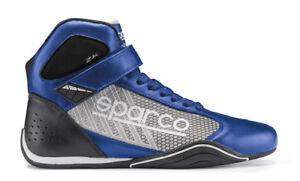 Sparco-KB-6-Kartschuh-Omega-blau-silber-Gr-48-Sonderpreis