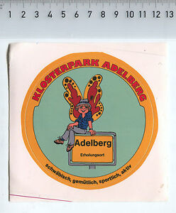 Decal-Sticker-Klosterpark-Adelberg