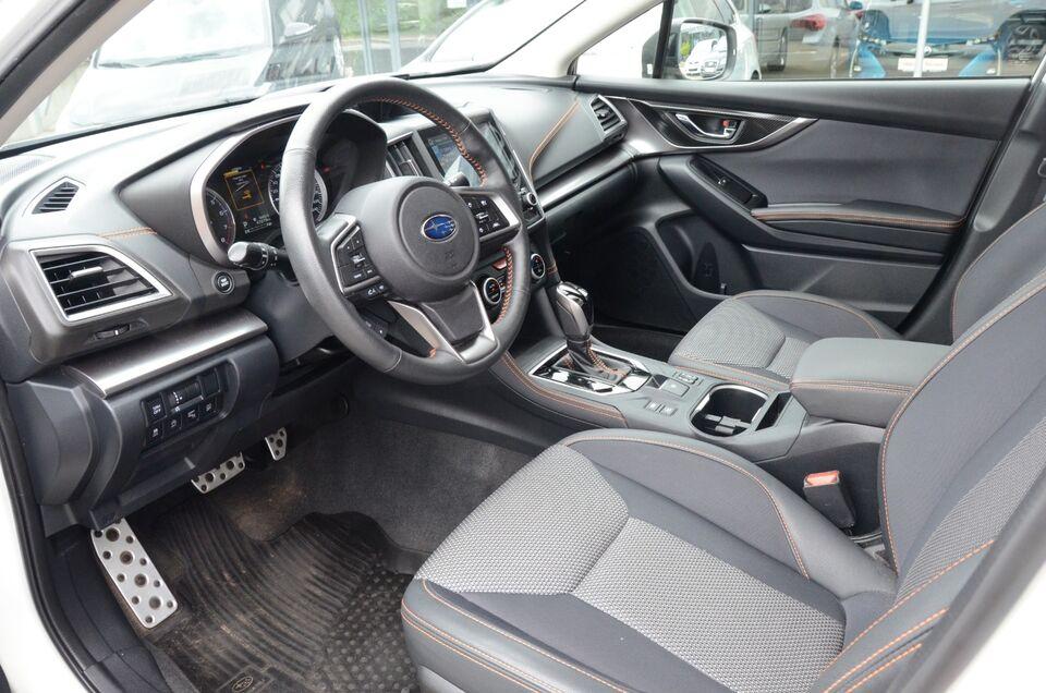 Subaru XV 2,0 Ridge CVT Benzin 4x4 4x4 aut. Automatgear