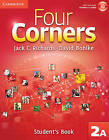 Four Corners Level 2 Student's Book A with Self-study CD-ROM and Online Workbook A Pack by Jack C. Richards, David Bohlke (Mixed media product, 2012)