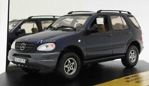 Vitesse-1-43-SCALA-VMC99013-1999-MERCEDES-BENZ-ML-320-Met-Blu