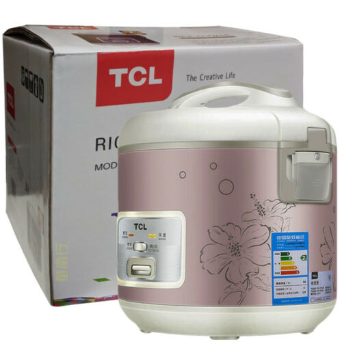 Tecnologia Giapponese UK Plug Fornello ELETTRICO di riso TCL 1L 2-3 porzione