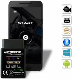 Autogenie-OBD2-KFZ-Bluetooth-Auto-Diagnosegeraet-Werkstattkosten-sparen-Handy