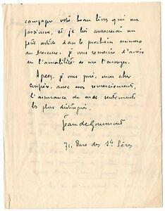 1-LAS-Jean-de-Gourmont-a-Octave-Uzanne-Remy-de-Gourmont-Sottisier-des-moeurs