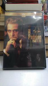 dvd-IL-PADRINO-Parte-III-Ford-Coppola-Widescreen-Collection-NUOVO-BLISTERATO
