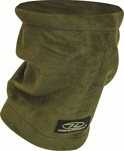 Scarf Hood Snood Warmer Gaitor Hat Fishing Balaclava CAMO FLEECE NECK GAITER