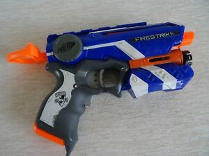 Image is loading NERF-N-Strike-Elite-Dart-Blaster-Single-Shot-