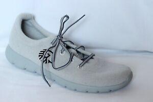 Giesswein-Merino-Wool-Runners-Gray-Sneakers-Men-EUR-47-US-14