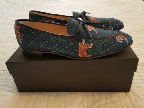 Loafers New Slip Box On Tiger Academy Women's J In Shoes Print Crew xArawRAYq