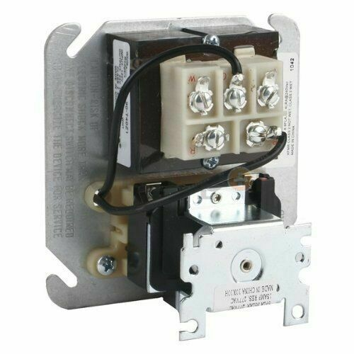 90-113 Fan Center Relay Transformer SPDT 120V 24V