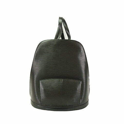 36a12cae1113 Louis Vuitton Black Epi Leather Gobelins Backpack Bag M52292 for sale  online